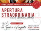 Sabato e Domenica pranza a La Fenice d'Argento